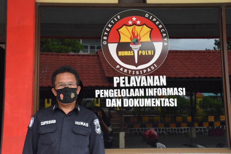 Mutasi Jabatan, Pejabat Utama dan Perwira di Lingkungan Polres Tanjungpinang