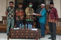 Bupati Mursini Kunjungi Pucuk Rantau, Masyarakat Desa Sitiang Berharap Bagun Jalan Desa