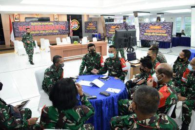 Danlantamal IV Ikut Pelatihan Armada Jaya XXXIX
