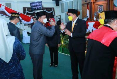 Fathir, Sosok Politisi Muda Yang Kini Jabat Waka I DPRD Tanjungpinang