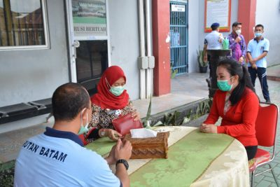Kadivpas Kepri Himbau Warga Binaan Kedepankan Protokol Kesehatan